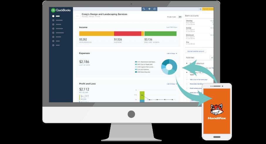 HandiFox™ - Inventory Management Software for QuickBooks