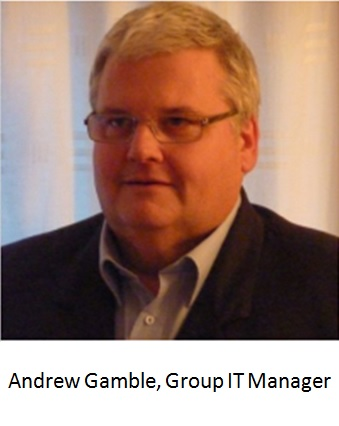 Andrew Gamble, Group IT Manager.jpg
