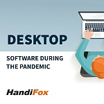 Good Old HandiFox Desktop Keeps Small Businesses Going During the Pandemic