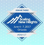 Our First Time at Scaling New Heights