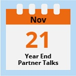 Join 2018 Year End Partner Talks