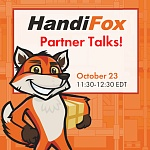 Book a Spot on HandiFox Partner Talks!