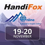 Meet HandiFox at Scaling New Heights Online 2019!
