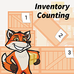 Counting Inventory in HandiFox Desktop Video
