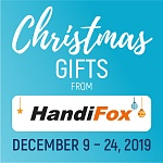 HandiFox Starts Its Christmas Sale