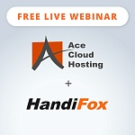 HandiFox and ACE Cloud Hosting Team up to Untie Your Inventory and Accountig from the Office